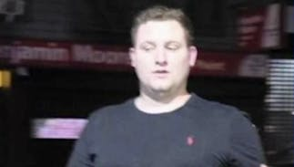 Police are looking for this alleged gay basher. Have you seen him?