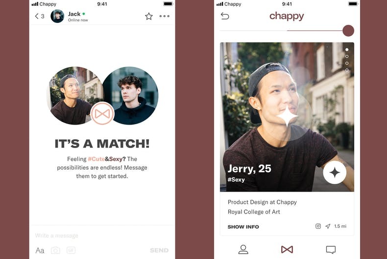 Chappy rebrands with a new look and feel