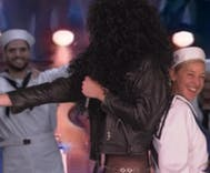 Ellen asks Cher: 'Have you slept with a girl?'