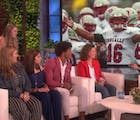 A guidance counselor who was outed & fired by her school talks to Ellen