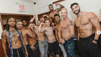 34 models slayed the runway in Marco Marco's 100% transgender fashion show