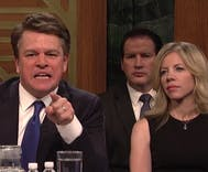 SNL & Matt Damon skewered Brett Kavanaugh last night