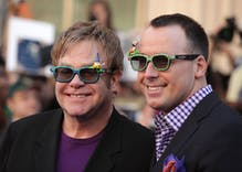 Elton John & David Furnish win lawsuit claiming dog left 'Freddy Krueger-like' injuries on a child
