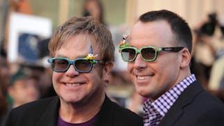 Elton John & David Furnish win lawsuit claiming dog left 'Freddy Krueger-like' injuries on a child