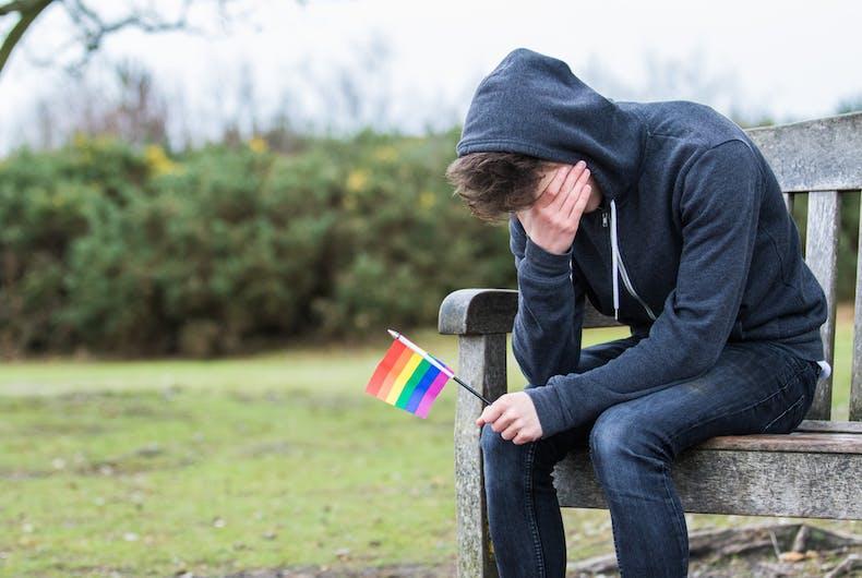 More than half of transgender men have attempted suicide
