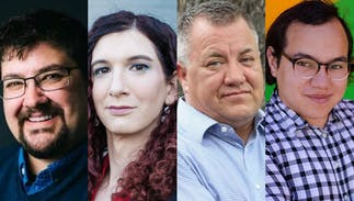 These four transgender political candidates want to shake up the status quo