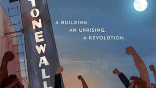 There's a new Stonewall picture book for kids & it looks amazing
