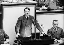 Adolf Hitler was bisexual, according to a declassified 1942 intelligence profile