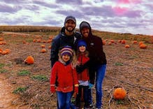 Hit the patch with these LGBTQ families for International Pumpkin Day
