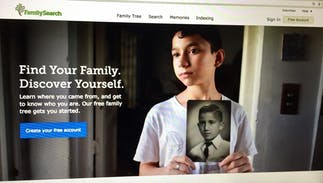 The Mormons are making major changes to their genealogy database to recognize same-sex families