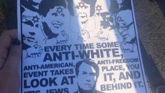 After Kavanaugh confirmation, this disgusting anti-semitic poster is showing up on college campuses