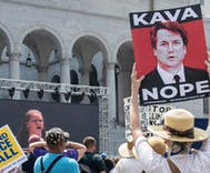 Brett Kavanaugh may save the Republicans' bacon on Election Day