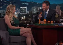 Stormy Daniels on sex with Trump: 'I laid there and prayed for death'
