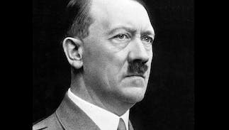 Calling Adolf Hitler 'bisexual' as slander against LGBTQ people
