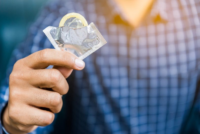 FDA approves smaller condoms for American men because regular ones are too big