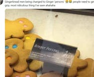Conservative Twitter has a meltdown over gender-neutral cookies