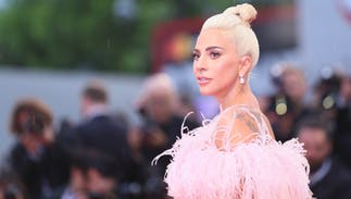 Lady Gaga casually announces she's engaged to be married