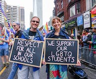 The Republican politician in charge of Indiana's schools is coming out for LGBTQ kids