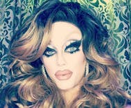 This RuPaul's Drag Race queen broke her hand punching a Nazi