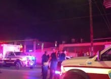 A shooting at Texas gay club was started by a racial slur