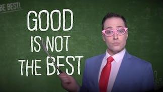 Randy Rainbow skewers Melania Trump's 'Be Best' campaign in latest video