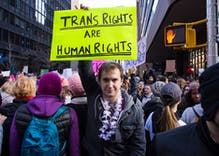 Trans rights are on the ballot in a liberal state & activists are nervous