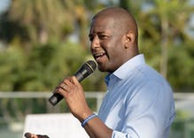 Andrew Gillum is embroiled in scandal due to drug overdose of alleged gay escort