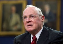 Anthony Kennedy says he 'struggled' with marriage equality ruling