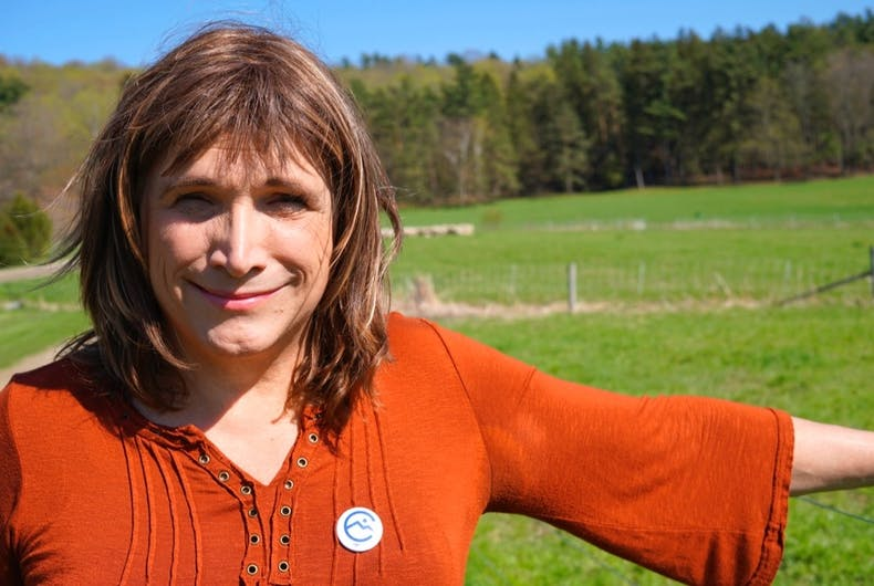 Christine Hallquist