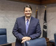 Indiana's first out gay state legislator was sworn in & hundreds of people came to watch