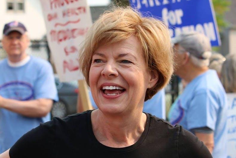 Senator Tammy Baldwin (WI)