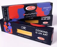Barilla released limited edition spaghetti with lesbian art on the box