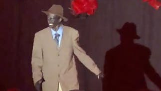 A drag king in Hawaii performed in blackface. In 2018.