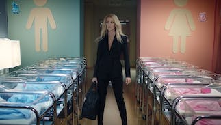 Celine Dion is a gender outlaw in her new ad for a clothing line