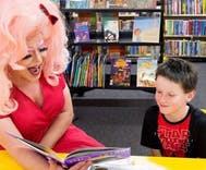 U.S. federal judge tosses out conservative Christian lawsuit against 'Drag Queen Story Hour'