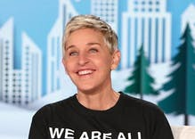 Ellen is the second highest paid TV star… but guess who earned a lot more