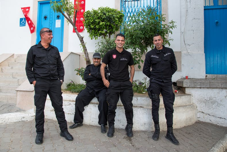 Tunisian police, forced anal exams