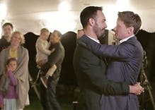 This gay couple's mindblowing first dance at their wedding shocked their guests