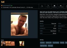 This 'ex-gay' therapist was found on Manhunt & BearNation cruising for gay hookups