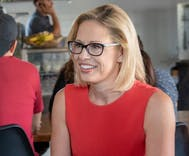 Kyrsten Sinema will be America's first out bisexual Senator after winning red state election
