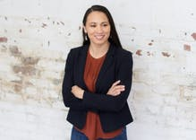 Kansas elects Native American lesbian Sharice Davids to Congress