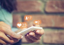 It's not just you. Social media may be linked to loneliness & depression.