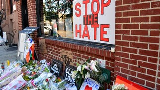 Hate crimes are surging under the Trump presidency. Maybe there's a reason.