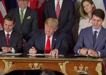LGBTQ protections in Trump's new trade deal were nullified… in a footnote