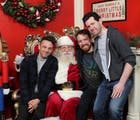 Here's how some celebrities are wishing you a happy holiday in really queer ways