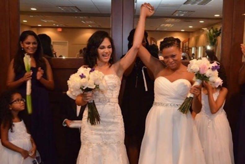 Tiffany and Glenis Liz-Decuir