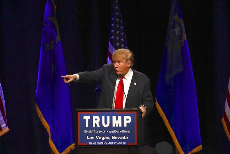 Donald Trump, Republican