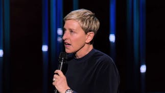 Ellen confesses she may quit her talk show. She's sick of it.