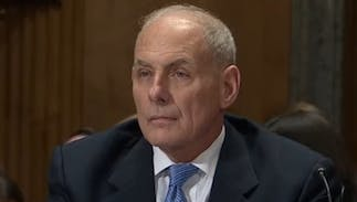 Don't forget: Newly fired White House Chief of Staff John Kelly was no LGBTQ ally