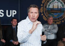 Ohio governor Kasich reverses & adds trans people back into nondiscrimination policy
